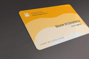Dental AS Design Card Membri