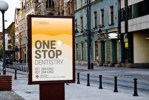 Dental AS Design Panou Publicitar
