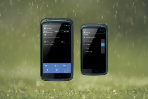 Amazing Widgets for Android Concept si Design UI
