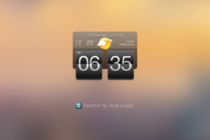 Amazing Widgets for Android Design Widget