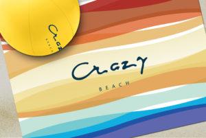 Crazy Beach Mamaia Logo