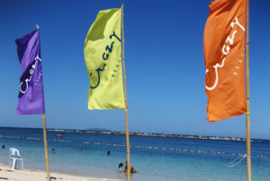 Crazy Beach Mamaia Identitate Vizuala