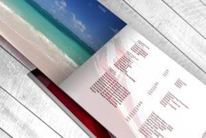 Crazy Beach Mamaia Design Meniuri