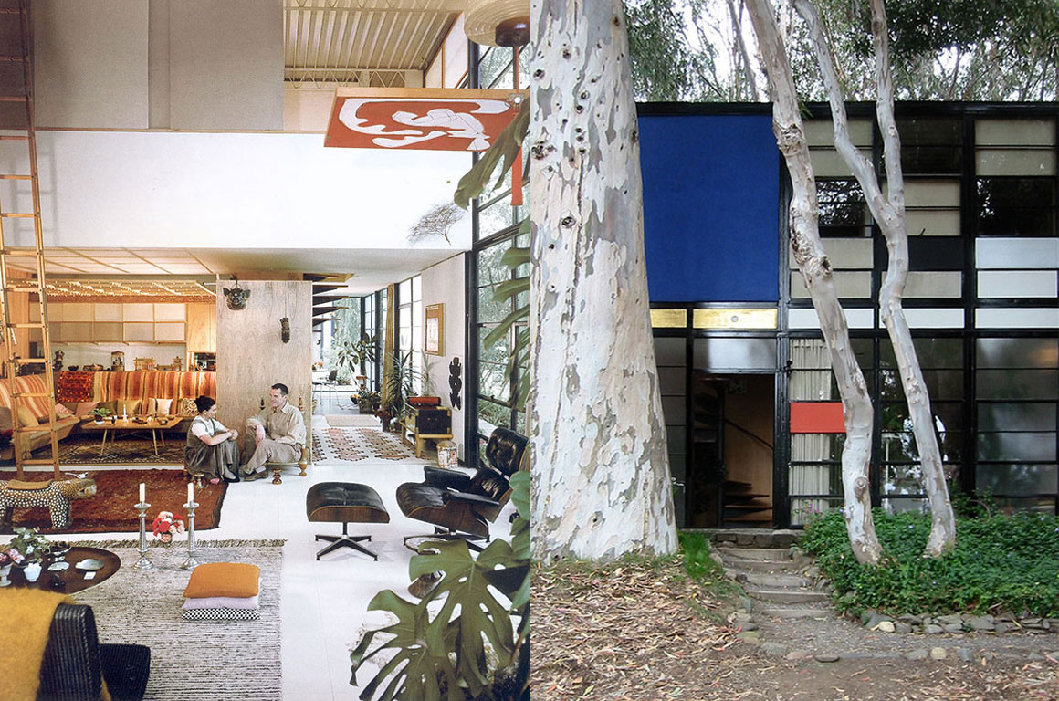 Charles Eames Home
