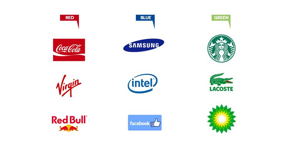 semnificatia culorilor in logo design