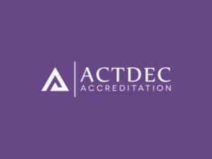 Branding by Sincretix Design Studio for ActDec Cambridge.