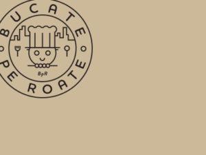 Branding by Sincretix Design Studio for Bucate pe Roate.
