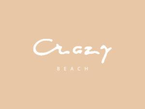 Branding by Sincretix Design Studio for Crazy Beach.