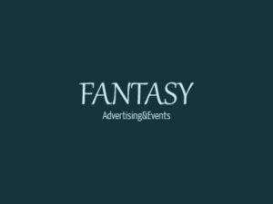Branding by Sincretix Design Studio for Fantasy Advertising.