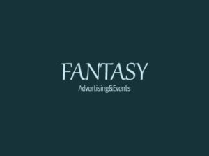 Branding by Sincretix Design Studio for Fantasy Advertising.
