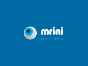 Branding by Sincretix Design Studio for Mrini Eye Clinic.