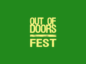 Branding by Sincretix Design Studio for Out of Doors Festival.