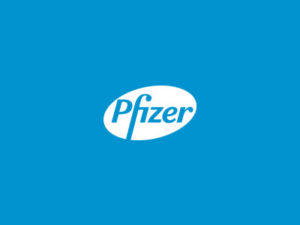 Branding by Sincretix Design Studio for Pfizer.