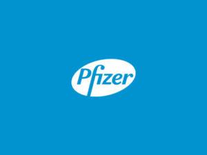 Branding by Sincretix Design Studio for Pfizer.